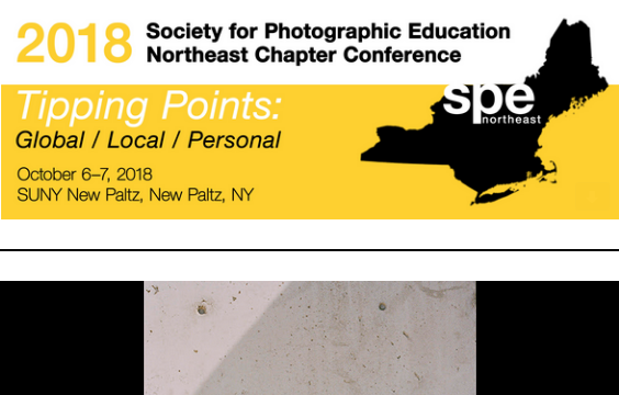 Tipping Points SPE Society for Photographic Education